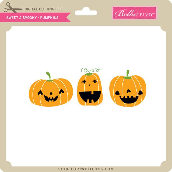 Sweet & Spooky - Pumpkins