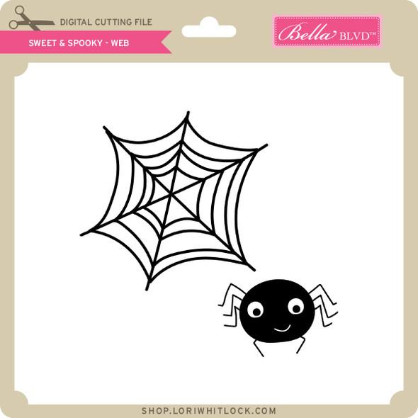 Sweet & Spooky - Web