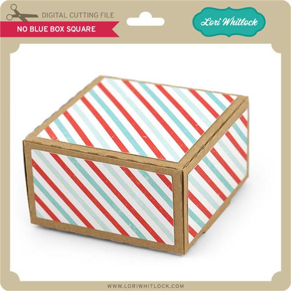 No Glue Box Square