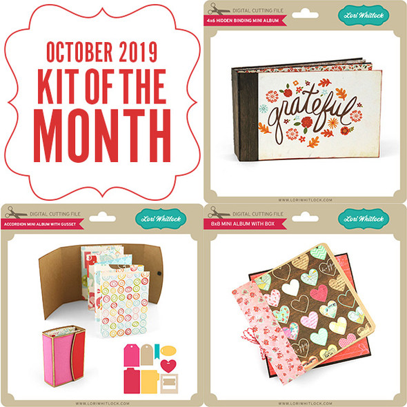 2019 October Kit of the Month