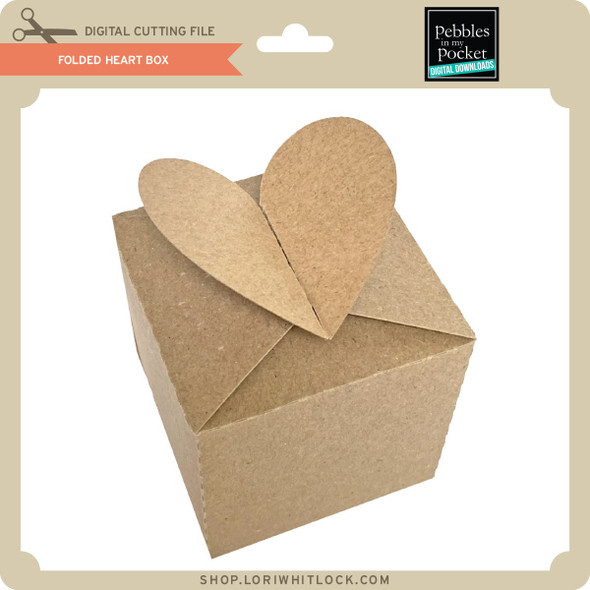 Folded Heart Box