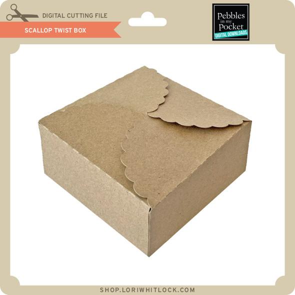 Scallop Twist Box