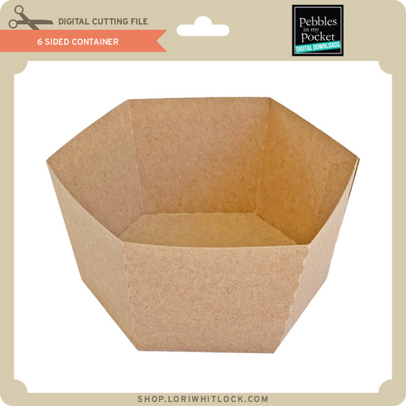 6 Sided Container