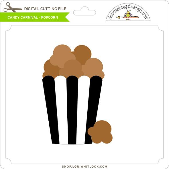 Candy Carnival - Popcorn