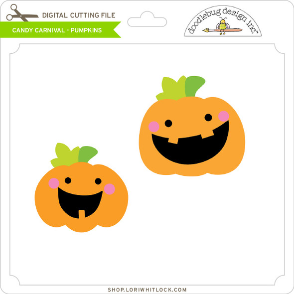 Candy Carnival - Pumpkins