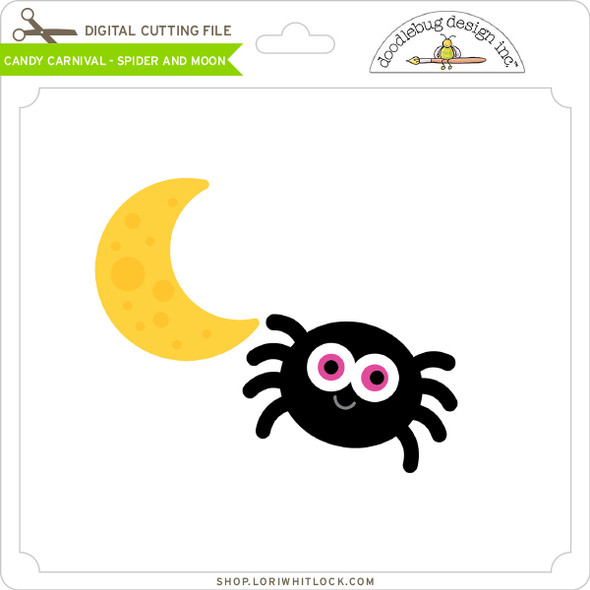 Candy Carnival - Spider and Moon