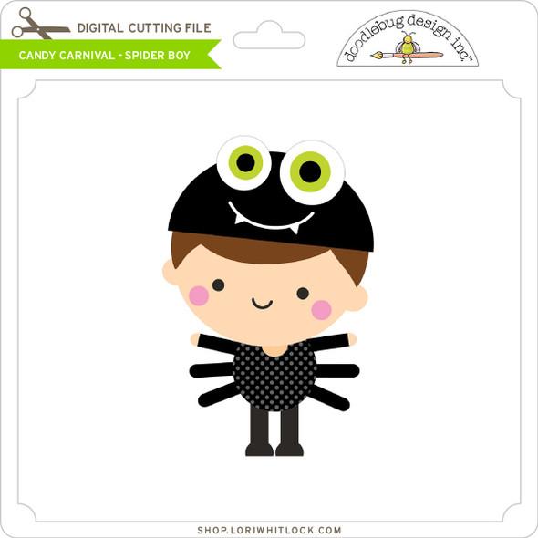 Candy Carnival - Spider Boy