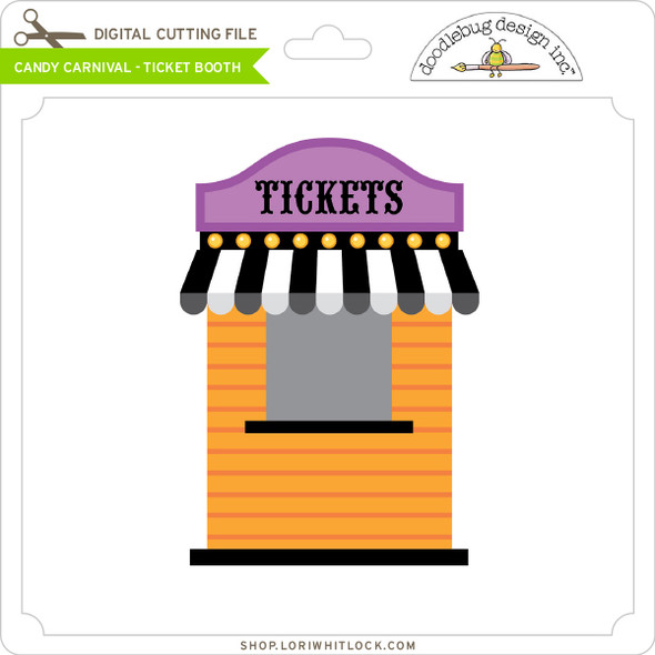 Candy Carnival - Ticket Booth
