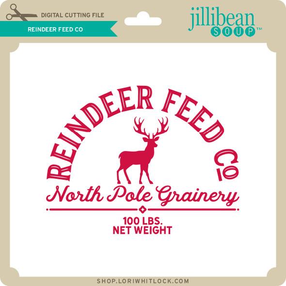 Reindeer Feed Co