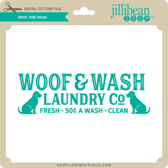 Woof and Wash