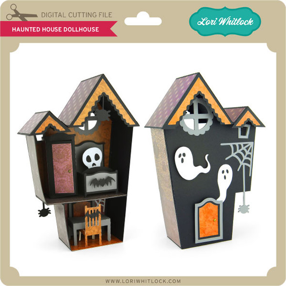Haunted House Dollhouse