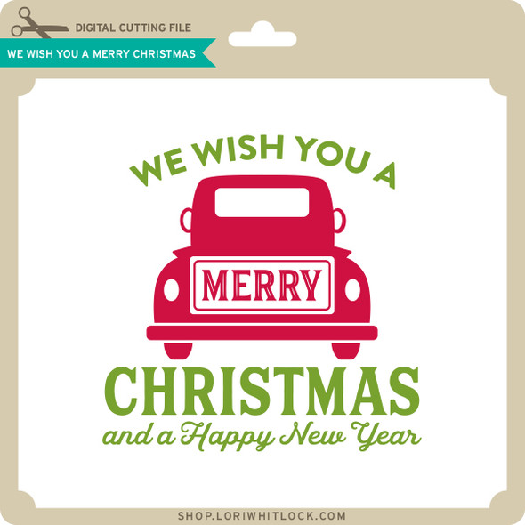 We Wish You A Merry Christmas 3