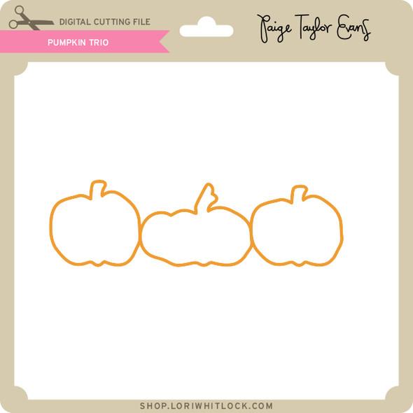Pumpkin Trio 2
