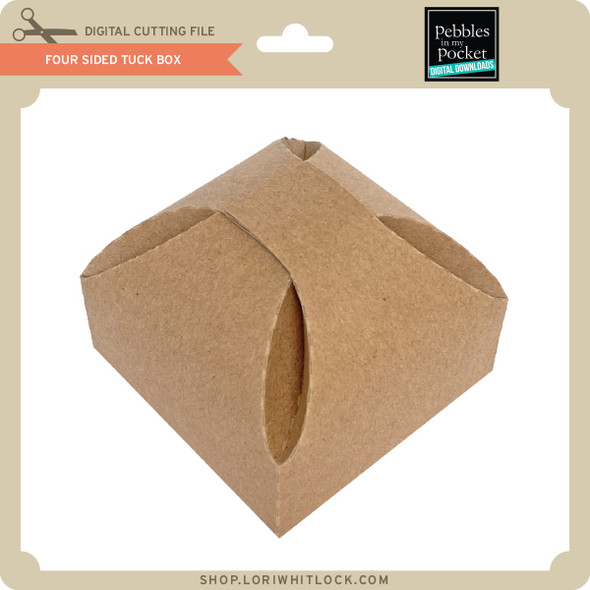 Four Sided Tuck Box
