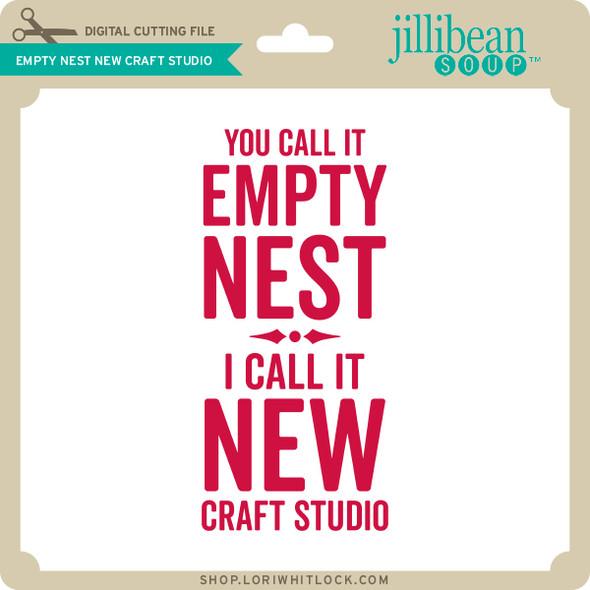 Empty Nest New Craft Studio