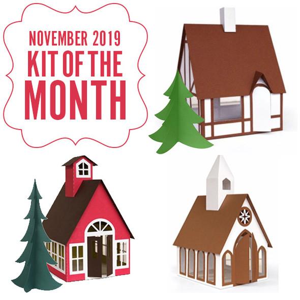 2019 November Kit of the Month