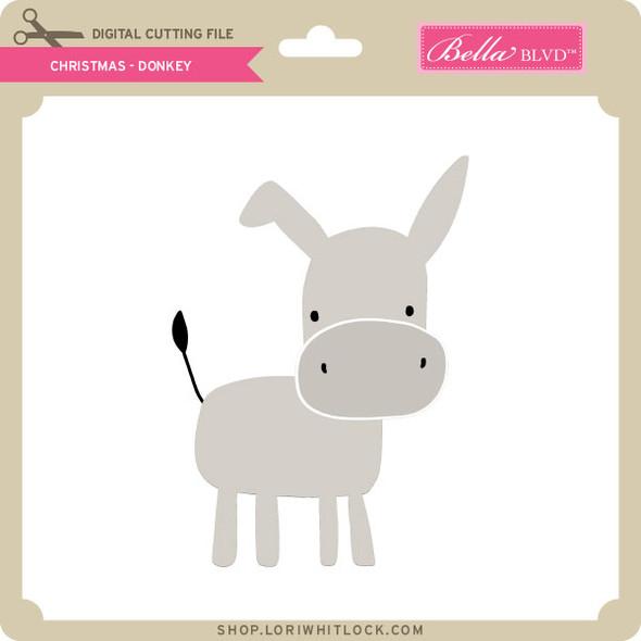 Christmas - Donkey