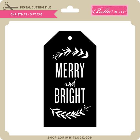 Christmas - Gift Tag