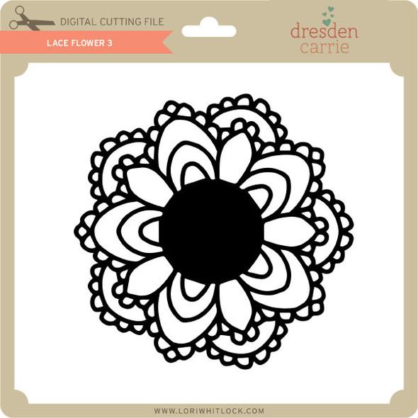 Lace Flower 3