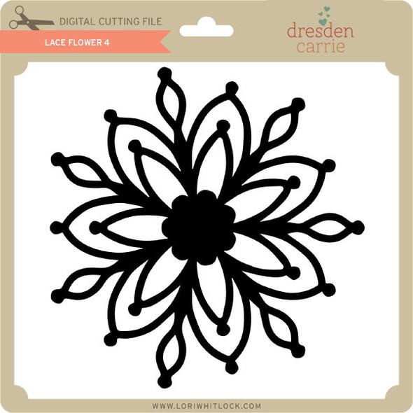 Lace Flower 4