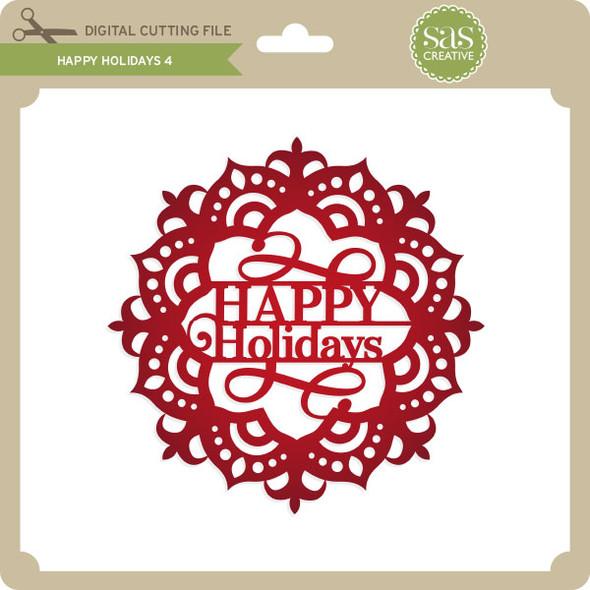 Happy Holidays 4