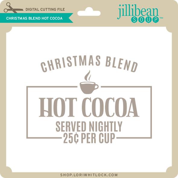 Christmas Blend Hot Cocoa