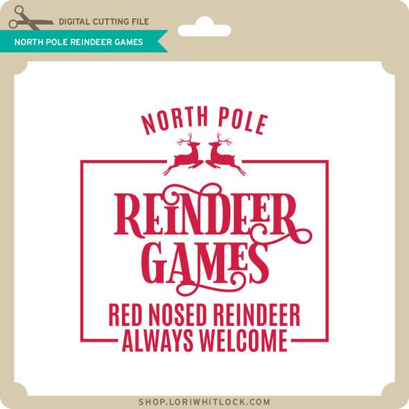 North Pole Reindeer Games