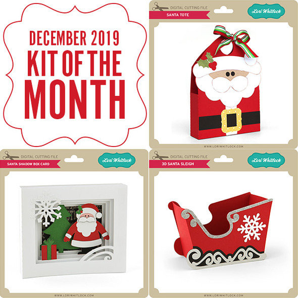 2019 December Kit of the Month