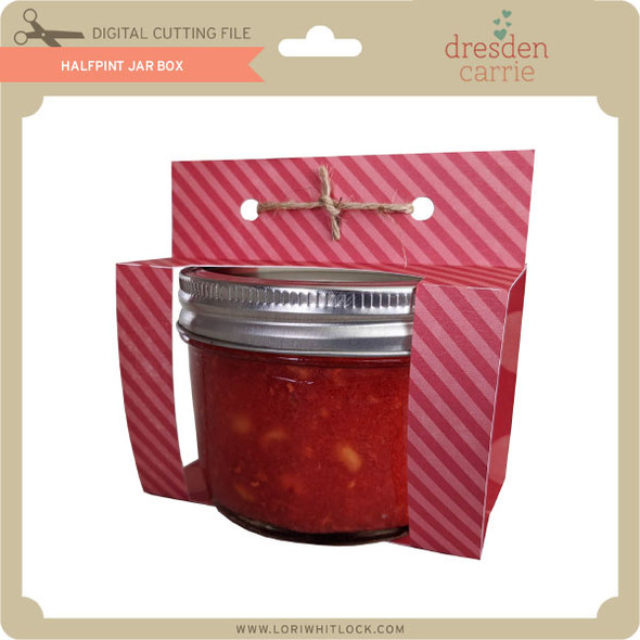 Halfpint Jar Box