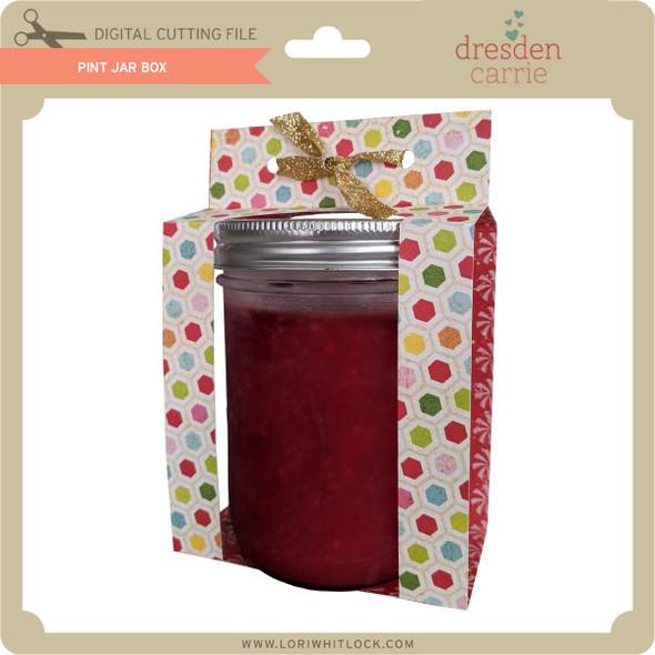 Pint Jar Box