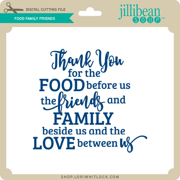 Food Family Friends