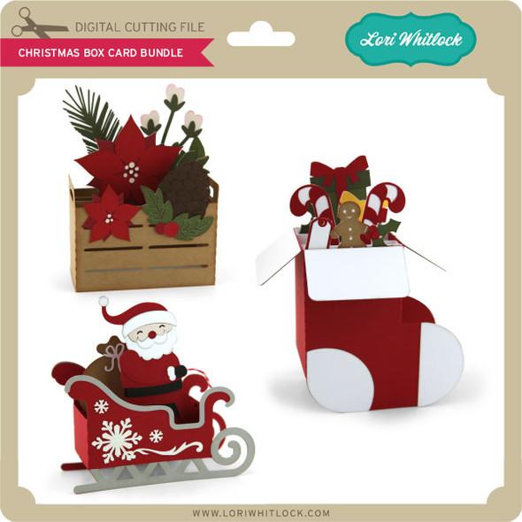 Christmas Box Card Bundle