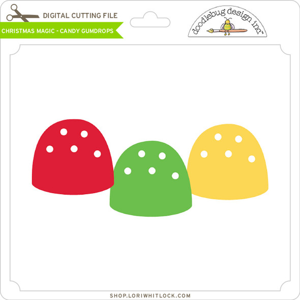 Christmas Magic - Candy Gumdrops