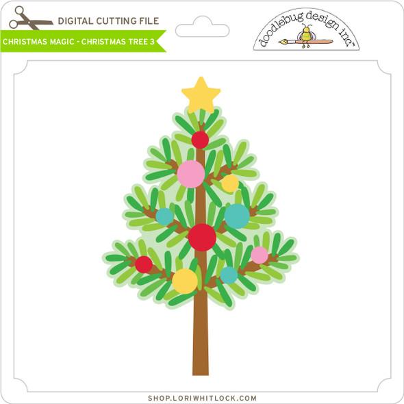 Christmas Magic - Christmas Tree 3