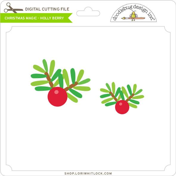 Christmas Magic - Holly Berry