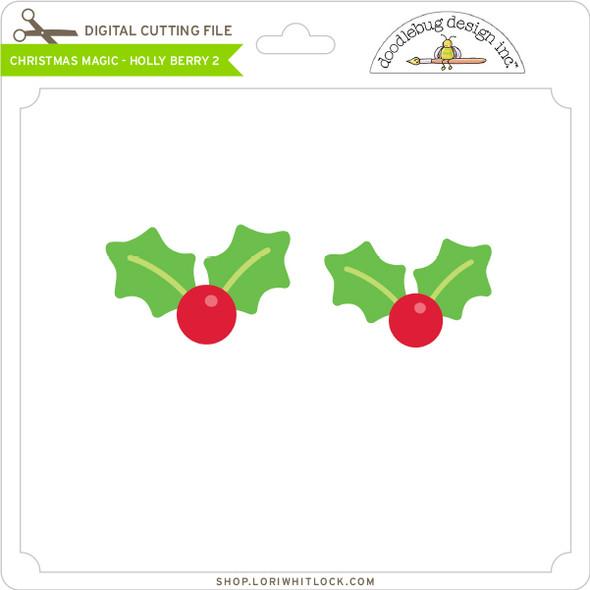 Christmas Magic - Holly Berry 2