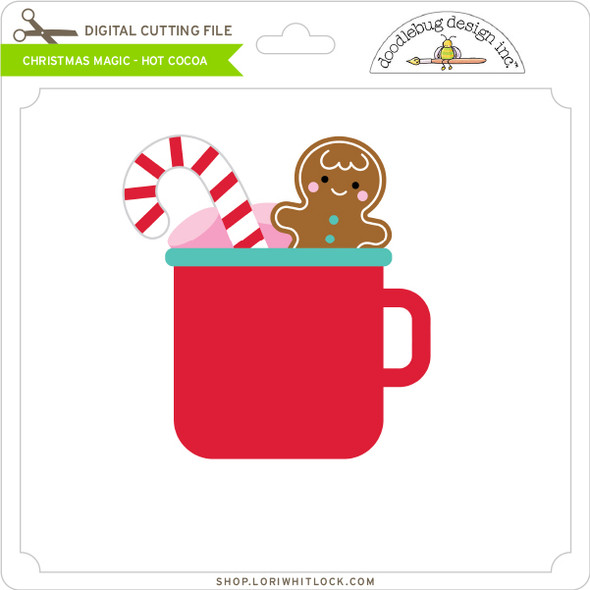 Christmas Magic - Hot Cocoa