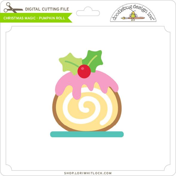Christmas Magic - Pumpkin Roll