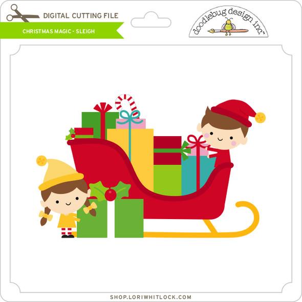 Christmas Magic - Sleigh