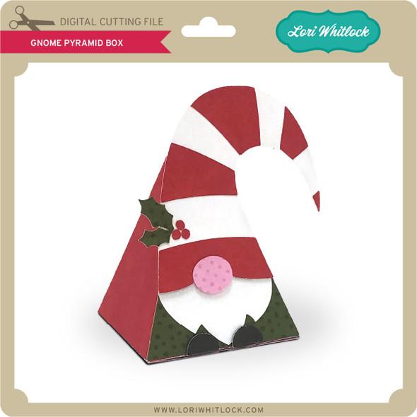 Gnome Pyramid Box