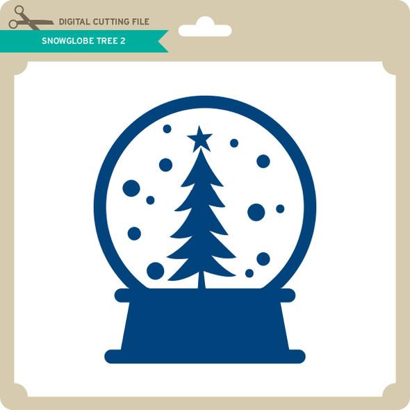 Snowglobe Tree 2