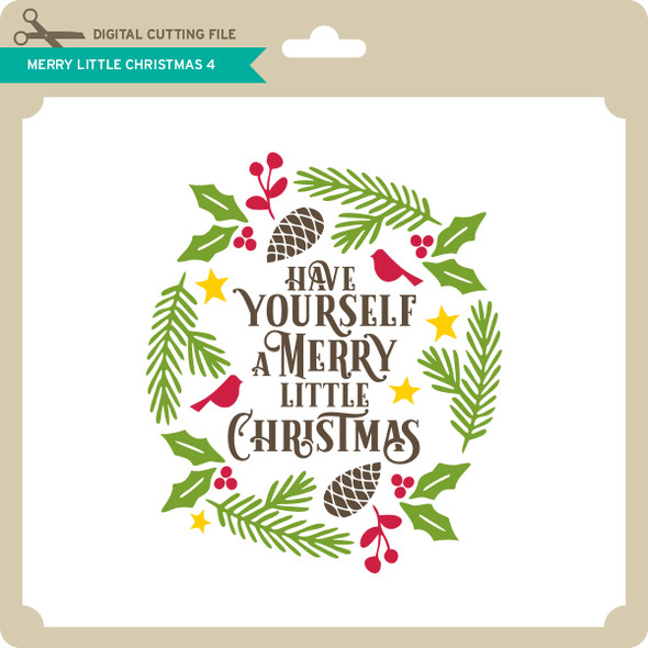 Merry Little Christmas 5