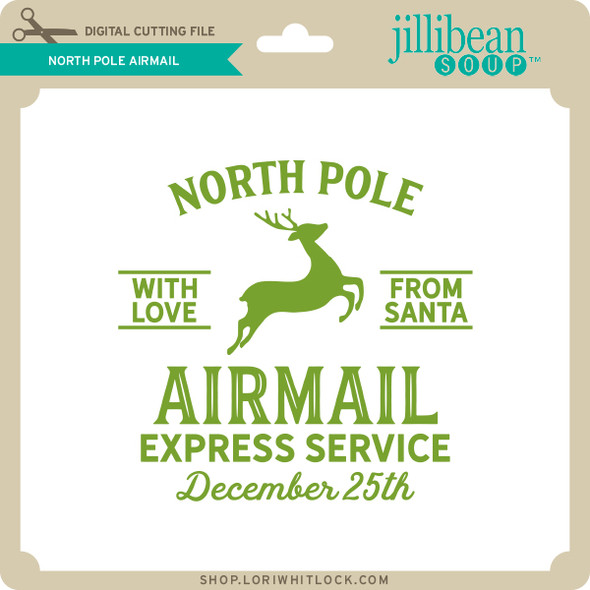 North Pole Airmail