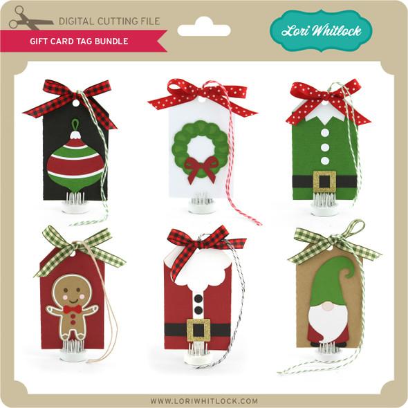 Gift Card Tag Bundle