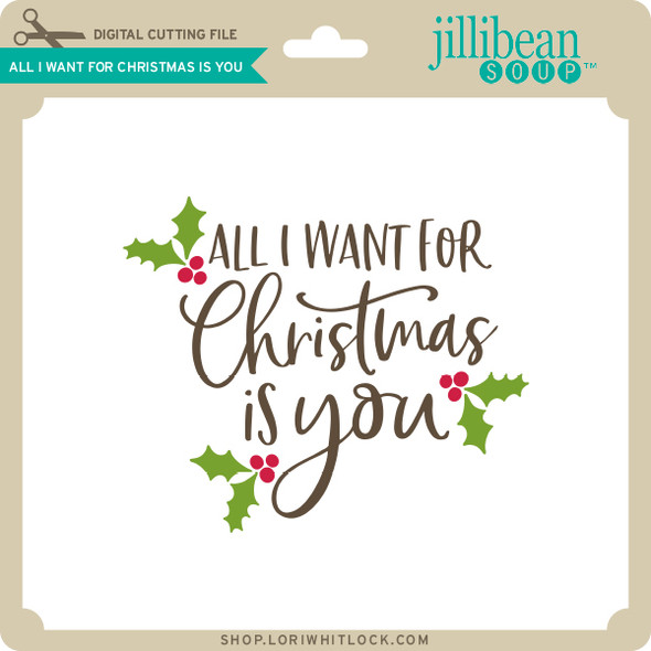 All I Want For Christmas Is You 2