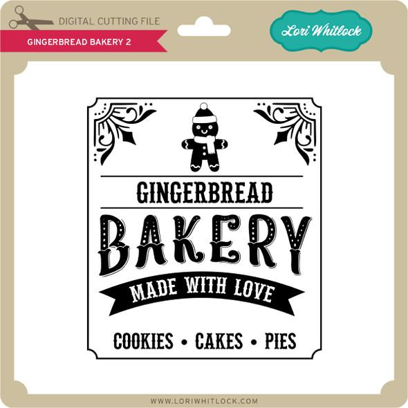 Gingerbread Bakery 2