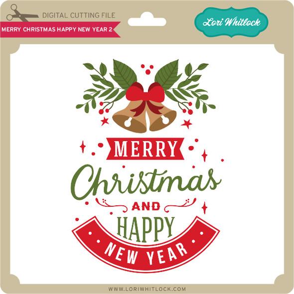 Merry Christmas Happy New Year 2