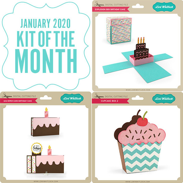 2020 January Kit of the Month