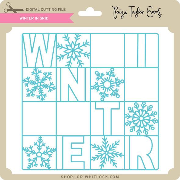 Winter In Grid