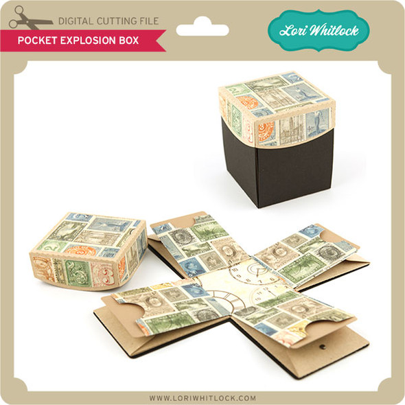 Pocket Explosion Box